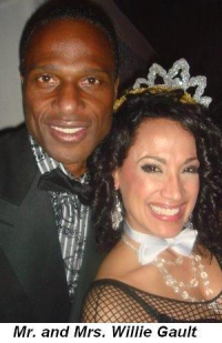 Blog 15 - Mr. and Mrs. Willie Gault