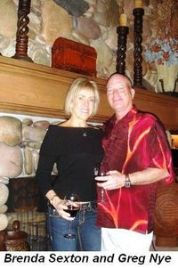 Blog 9 - Brenda Sexton and Greg Nye