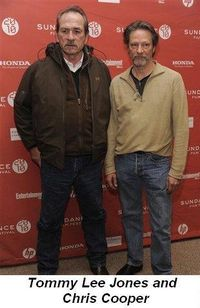 Blog 12 - Tommy Lee Jones and Chris Cooper