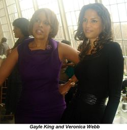 Blog 3 - Gayle King and Veronica Webb