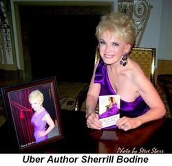 Blog 1 - Uber Author Sherrill Bodine