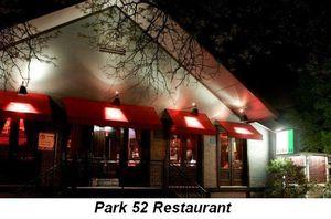 Blog 6 - Park 52 Restaurant