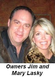 Blog 1 - Owners Jim and Mary Lasky