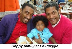 Blog 7 - Happy family at La Piaggia