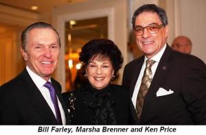 Blog 4 - Bill Farley, Marsha Brenner and Ken Price