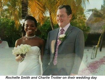 Rochelle and Charlie