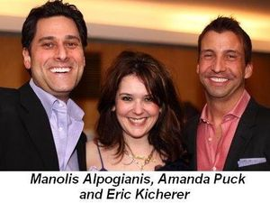 Blog 6 - Manolis Alpogianis, Amanda Puck and Eric Kicherer