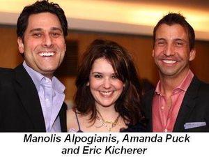 Blog 6 - Manolis Alpogianis, Amanda Puck and Eric Kicherer