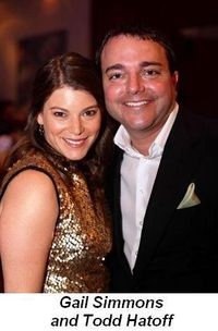 Blog 16 - Gail Simmons and Todd Hatoff