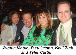 Blog 2 - Winnie, Paul Iacono, Kelli Zink and Tyler Curtis