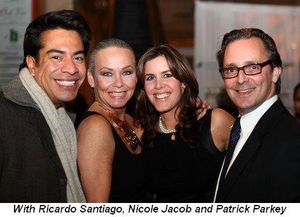 Blog 5 - With Ricardo Santiago, Nicole Jacobs and Patrick Parkey