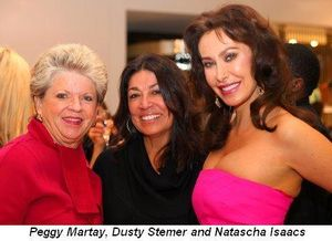 Blog 8 - Peggy Martay, Dusty Stemer and Natascha Isaacs