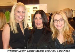 Blog 3 - Whitney Lasky, Dusty Stemer and Amy Tara Koch