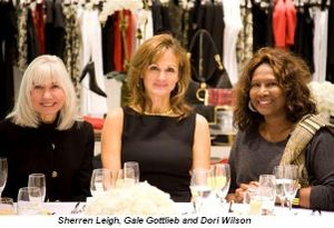 Blog 8 - Sherren Leigh, Gale Gottlieb and Dori Wilson