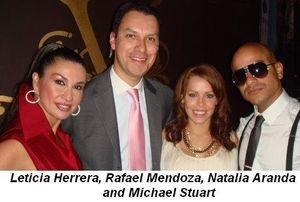Blog 3 - Leticia Herrera, Rafael Mendoza, Natalia Aranda and Michael Stuart