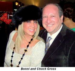 Blog 6 - Bonni & Chuck Gross