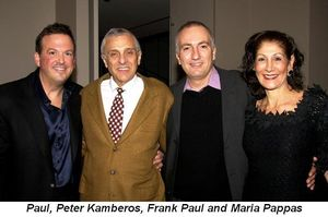 Blog 2 - Paul, Peter Kamberos, Frank Paul and Maria Pappas