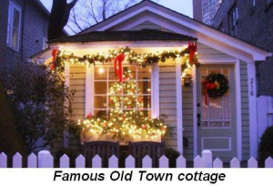 Blog 4 - Famous Old Town cottage