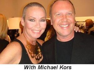 07 - With Michael Kors in November