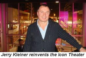 01 - Jerry Kleiner reinvents the Icon Theater on Dec 16