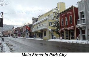 Blog 6 - Main Street in Park City