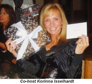 Blog 10 - Co-host Korinna Isselhardt