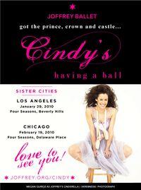 Invite CINDY