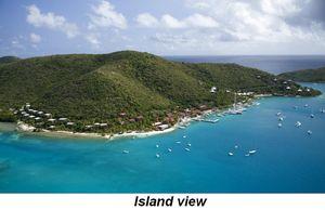 Blog 5 - Island view