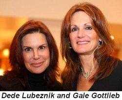 Blog 6 - Dede Lubeznik and Gale Gottlieb