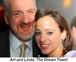 Blog 19 - The Dream Team--Art and Linda