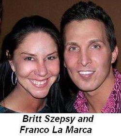 Blog 2 - Britt Szepsy and Franco La Marca