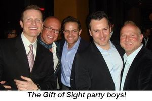 Blog 4 - The Gift of Sight party boys