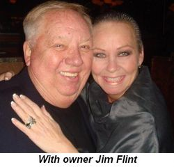 Blog 3 - With owner Jim Flint