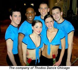 Blog 2 - The company of Thodos Dance Chicago