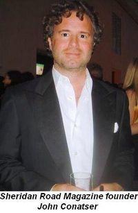 Blog 8 - Sheridan Road Magazine founder John Conatser