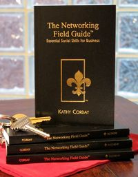 Blog 5 - The Networking Field Guide by Kathy Corday