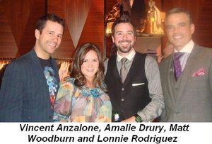 Blog 1 - Vincent Anzalone, Amalie Drury, Matt Woodburn and Lonnie Rodriguez