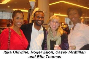 Blog 5 - Itika Oldwine, Roger Elion, Casey McMillan and Rita Thomas