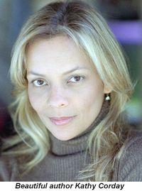 Blog 4 - Beautiful author Kathy Corday