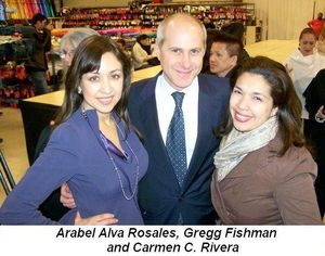 Blog 5 - Arabel Alva Rosales, Gregg Fishman and Carmen C. Rivera