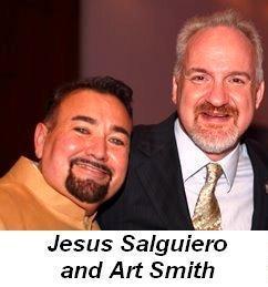 Blog 1 - Chef Art Smith and life partner Jesus Salguiero