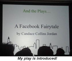 Blog 7 - My play is introduced