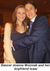 Blog 13 - Dancer Joanna Wozniak and boyfriend Isaac