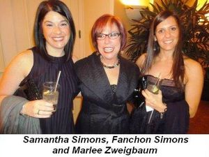Blog 15 - Samantha Simons, Fanchon Simons and Marlee Zweigbaum