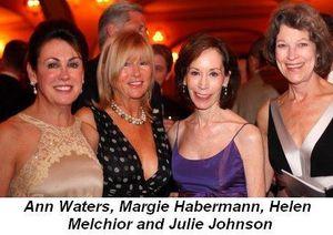 Blog 8 - Ann Waters, Margie Habermann, Helen Melchior and Julie Johnson