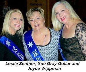 Blog 11 - Leslie Zentner, Sue Gray Gollar and Joyce Wippman