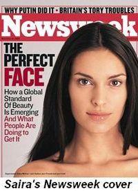 Blog 5 - Saira Mohan Cooper's Newsweek cover