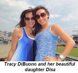 Blog 4 - Tracy DiBuono and her beautiful daughter Disa