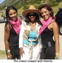 Blog 1 - the cutest cowgirl with friends