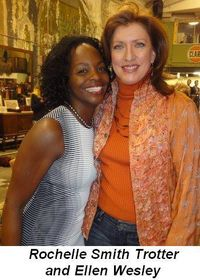 Blog 3 - Rochelle Trotter Smith and Ellen Wesley